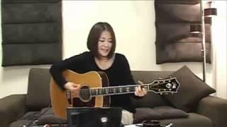 2012/5/13(日) 森恵さんのUSTREAMライブより 【Coooool guitar and Lo...