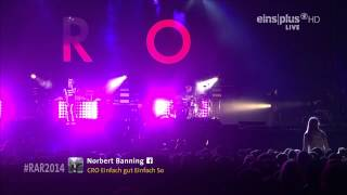 Cro   Wir Waren hier II live Rock am Ring live HQ 06 06 2014