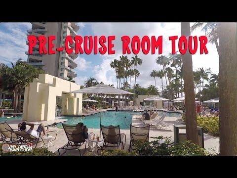 Pre-Cruise Hotel: Hyatt Pier 66 Fort Lauderdale & GIVEAWAY!!!