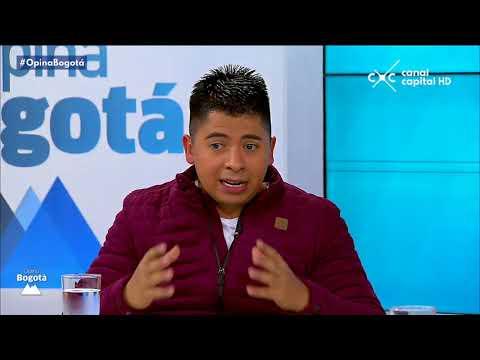 Opina Bogotá- Los venezolanos en Colombia