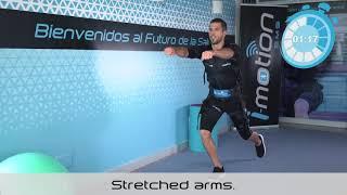 LUNGE Back I-Motion EMS