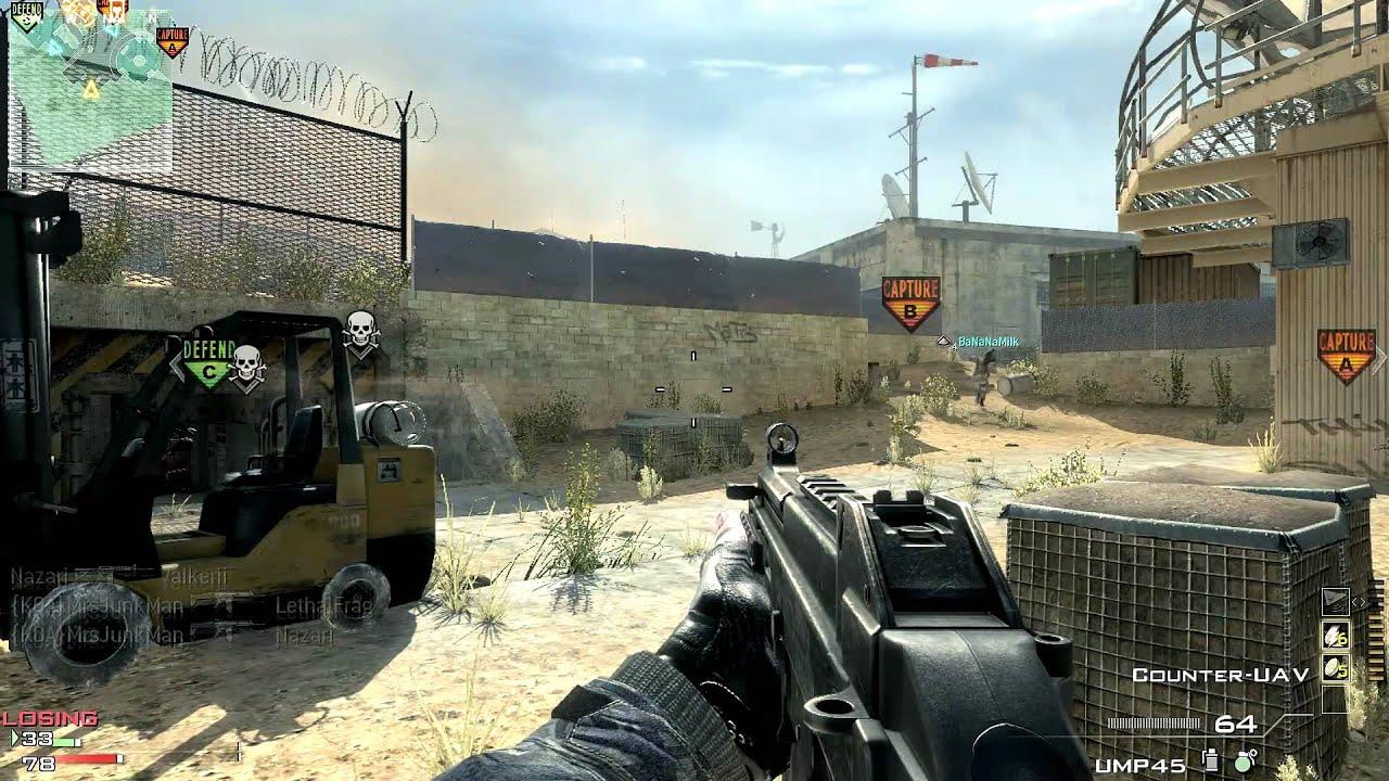 Modern Warfare 3 Multiplayer Coverage   Anivision