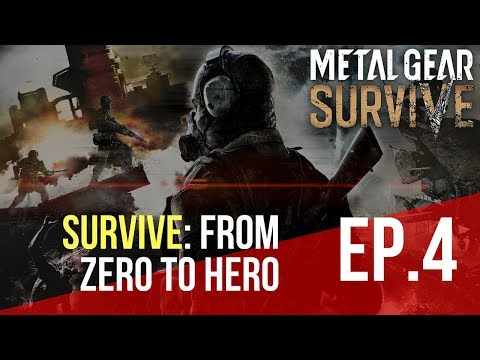 CO-OP Basic Knowledge - Metal Gear Survive: From Zero to Hero [#4] |