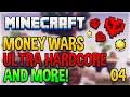 Minecraft EGG WARS, ULTRA HARDCORE (UHC), SKYWARS PVP, & More!   CubeCraft, Hypixel, & Badlion   #04