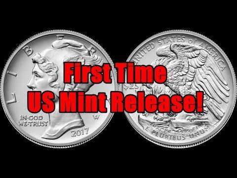 Hot Anticipated Release - 2017 American Palladium Eagle Bullion - First Time US Mint Sale!