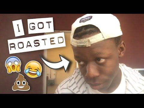 I GOT ROASTED 🔥
