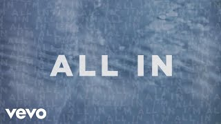 Matthew West - All In (Lyric Video)