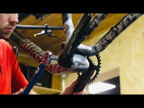 Specialised S-Works Epic Evo - Shimano XTR - Dream - Build - Cycles of Life