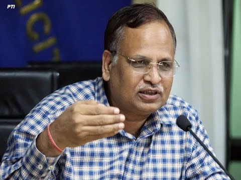 Third wave of Covid-19 past its peak; no lockdown needed: Delhi Health Minister