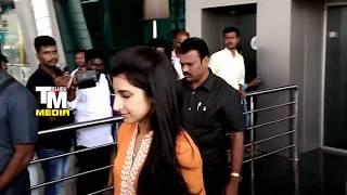 chandrababu balakrishna nara rohit at renugunta airport