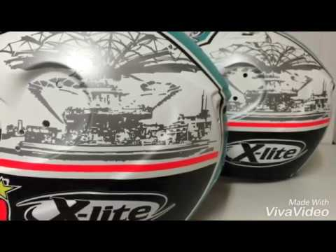 Hafizh Syharin Helmet painting, special edition home gp