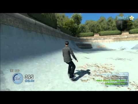 Skate 3 - Darren Navarrette - Film