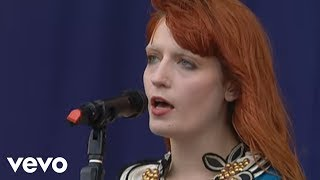 Florence + The Machine - Heavy In Your Arms (Live At Oxegen Festival, 2010)
