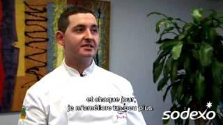 James, chef de partie / section head  (UK)