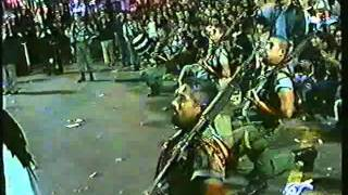 Escuadra de gastadores, con la legion no se juega.  Semana Santa Málaga 1995 thumbnail