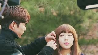 Chae Soo Bin - Yoo Seung Ho [I'm Not A Robot] Behind The Scenes Compilation thumbnail
