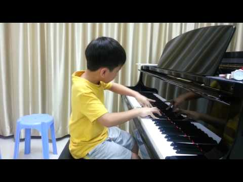 ABRSM Piano 2013-2014 Grade 7 C6 Con vivacita No. 11 From Visions Fugitives, Op. 22 by Adam