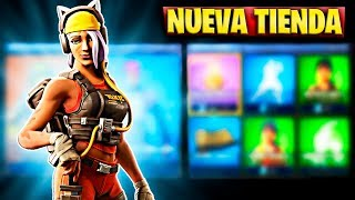 FORTNITE'S NEW STORE TODAY AUGUST 30TH NEW SKIN OF GATASTROFE AND PICO DENTADO BORD