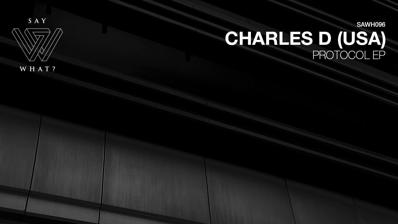 Charles D (USA) - Protocol (Devid Dega Remix)