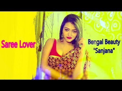 Saree Lover || Sanjana || Bengal Beauty 🔥 Part 2 thumbnail