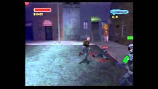 PS2 Minority Report - 24 - Riots Are Fun