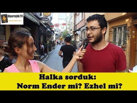 Norm Ender Mi? Ezhel Mi? Halk Seçimini Yaptı
