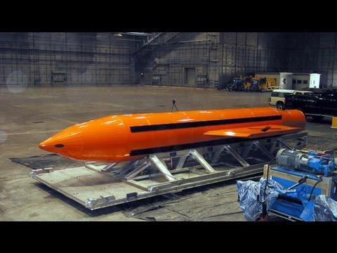 USAF Feared Bomb: Mother of All Bombs. MOAB - GBU-43/... | Doovi