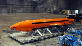US military drops largest non-nuclear bomb in history over Afghanistan