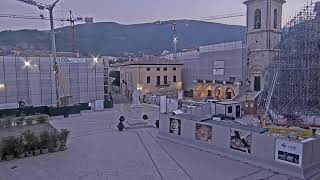 Preview of stream Piazza San Benedetto, Norcia, Italy