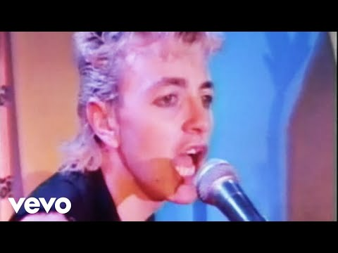 The Time Warp Cafe - Stray Cats song for Thursday!