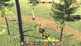 Woodcutter Simulator 2012 Gameplay Let