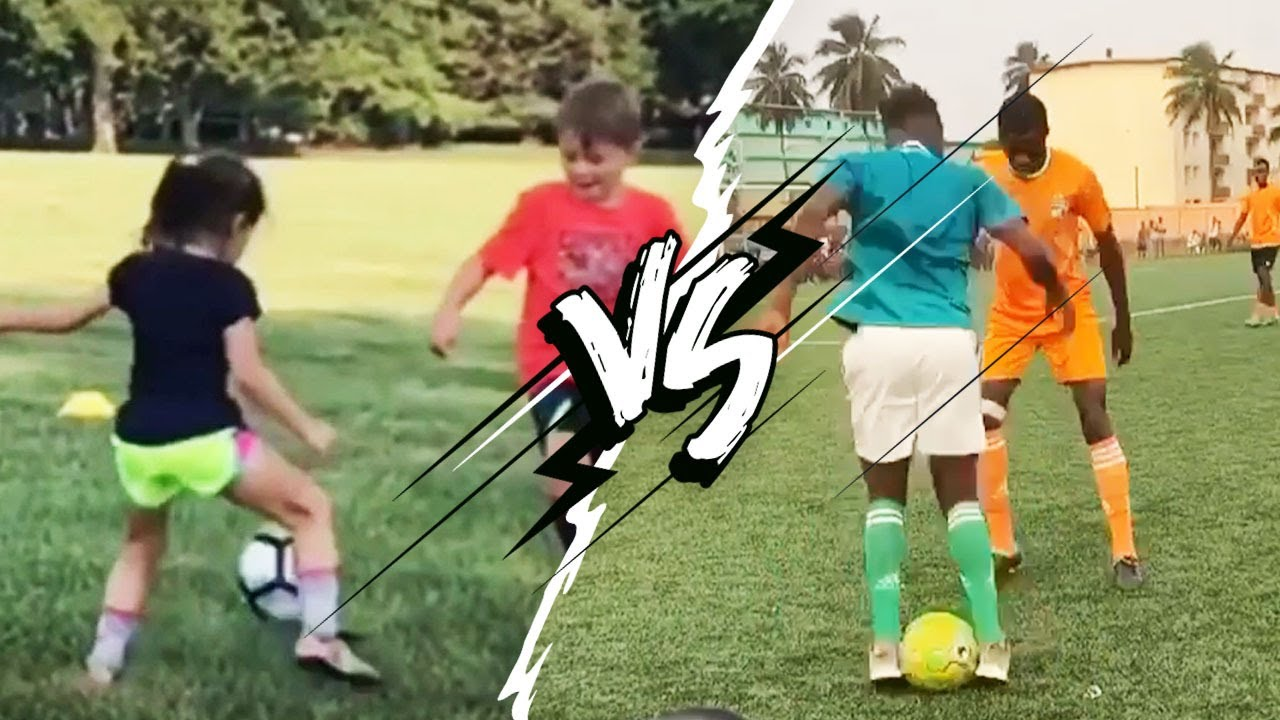 Download African skills vs. South American skills   Oh My Goal