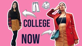 Styling the SAME Clothes I Wore in College NOW   Sejal Kumar