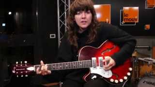 Courtney Barnett - Avant Gardener pour Take The Blows