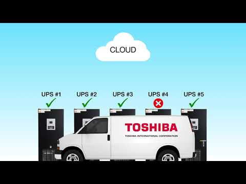 Toshiba Power Electronics - Cyber Physical Systems & IoT Overview