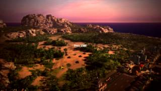 Tropico 5 Title Screen (PC, Xbox 360, PS4)