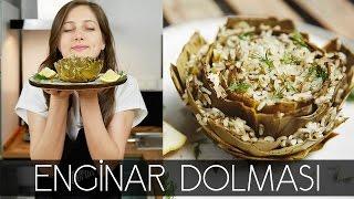 Zeytinyağlı Enginar Dolması nasıl yapılır? | Merlin Mutfakta Yemek Tarifleri