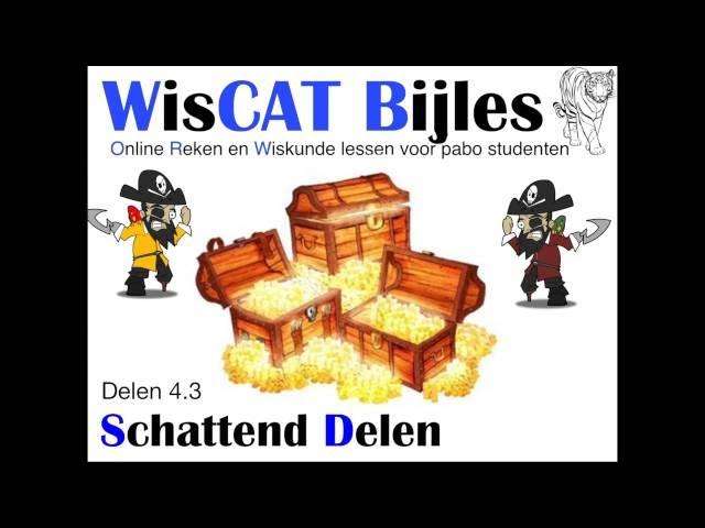Schattend Delen - WisCAT Werkboek: Delen 4.3