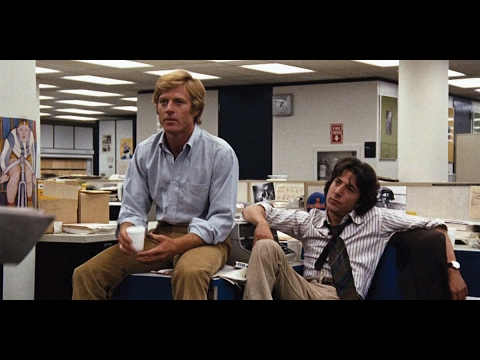 "all the presidents men movie review ""all the president's men"" is a realer in the journalism field's art this movie differs in relation to the craft of storytelling as in revolves around a true."