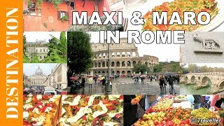 Rome Holiday - Holiday in Italy with Maxi and Maro - Rome attractions(This is a slide show video of a trip Traveller Channels Maxi and Maro made to Rome, Italy a few years back. This was before the time we started our YouTube ..., 2015-11-04T18:43:53.000Z)