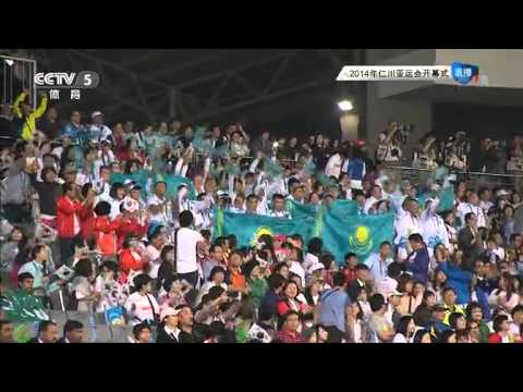 Incheon Asian Games 2014 Opening Ceremony (FULL VIDEO)