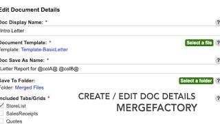 Create / Edit D๐c Details (4:35)