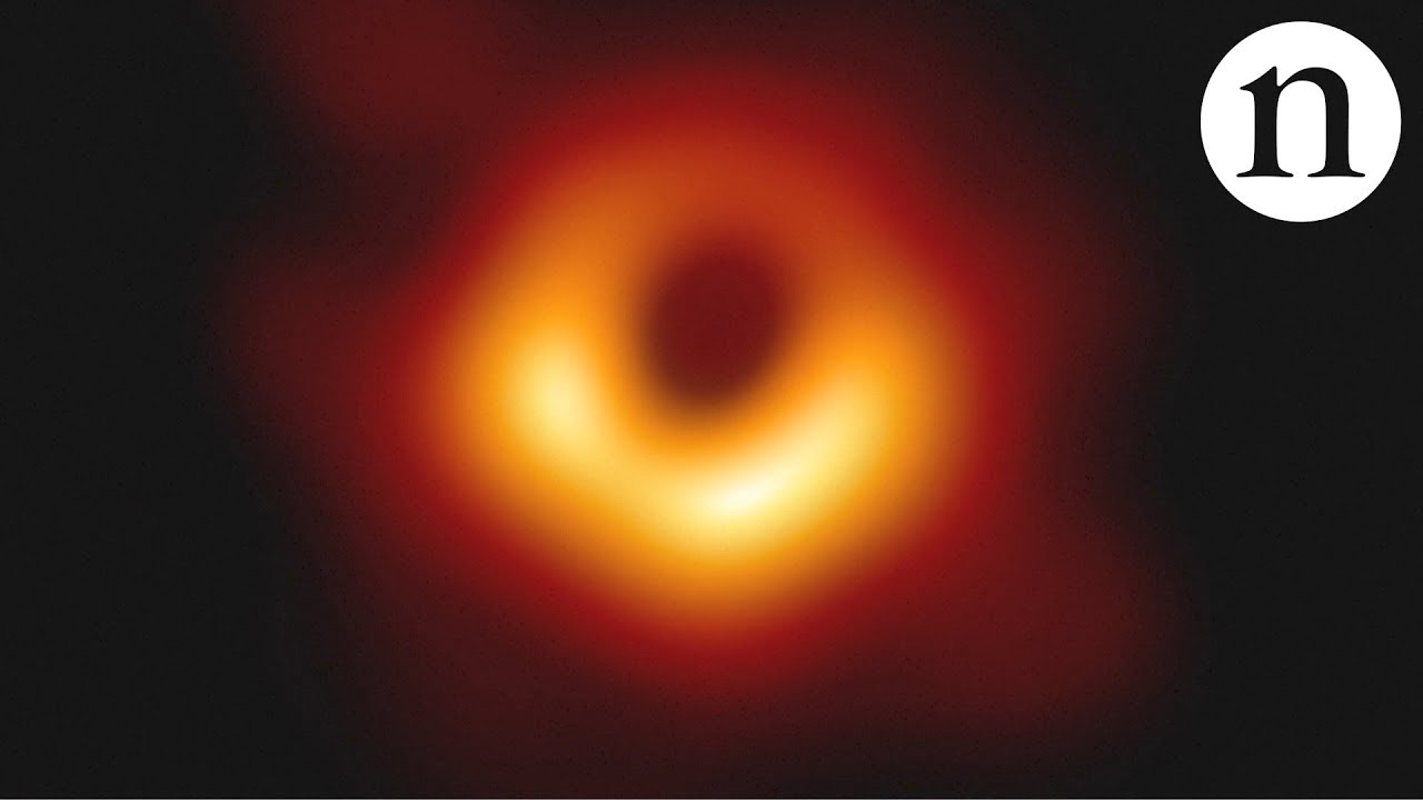 black hole april 10 2020