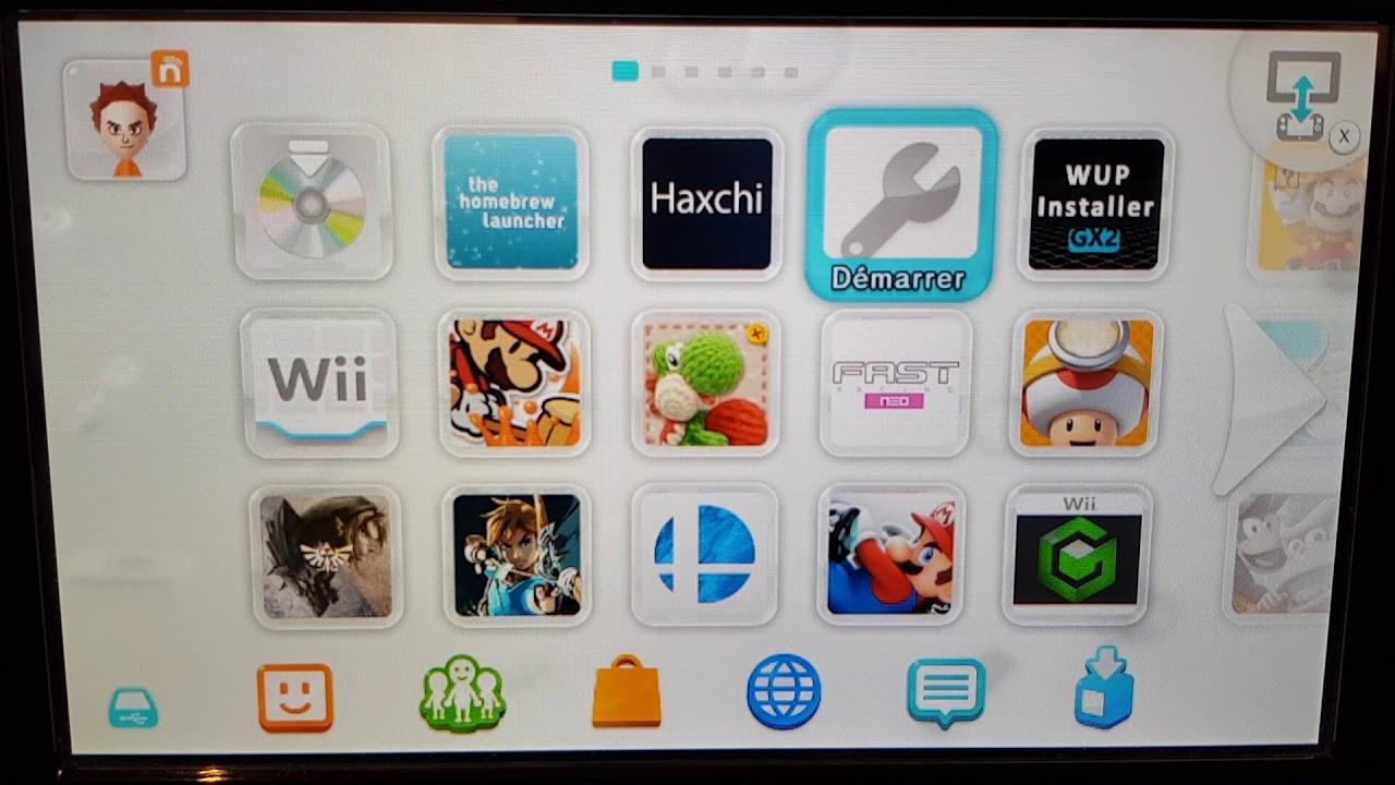 Nintendo] Wii U – Hack CBHC en 5 5 1 & 5 5 2 & 5 5 3 & 5 5 4