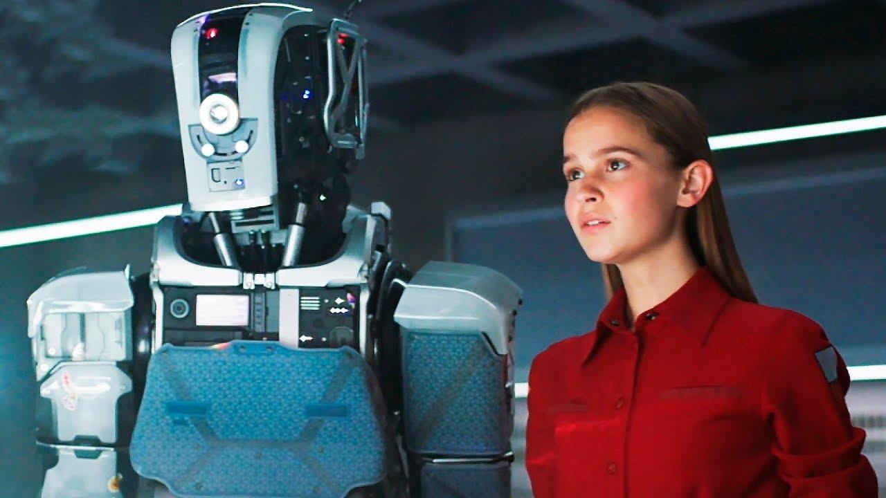 Дитя робота, премьера в кино, киноафиша Симферополя, 2019