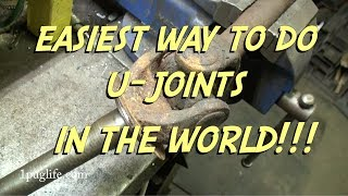 Every Shop Needs This Home Made U Joint Tool