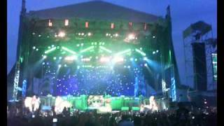 IRON MAIDEN 2010 IN TRANSYLVANIA (run to the hills and 1,3 megapixels phone photos )