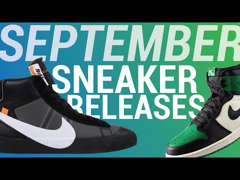 2018 Sneaker Releases: September SIT or SELL (Part 2)