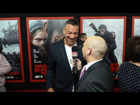 Aleks Paunovic Live from Red Carpet