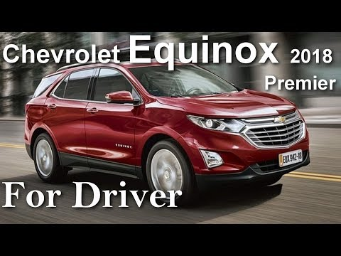 Chevrolet Equinox 2018 Canal For Driver